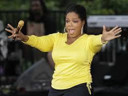 oprah excited
